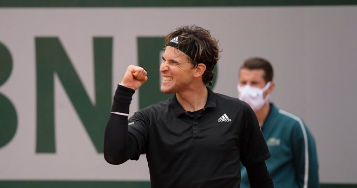 Dominic Thiem: I left all my emotions in New York.