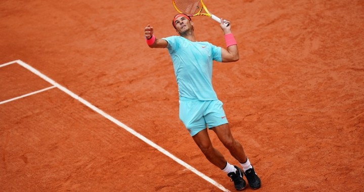 Rafael Nadal: Every day I try to show my maximum