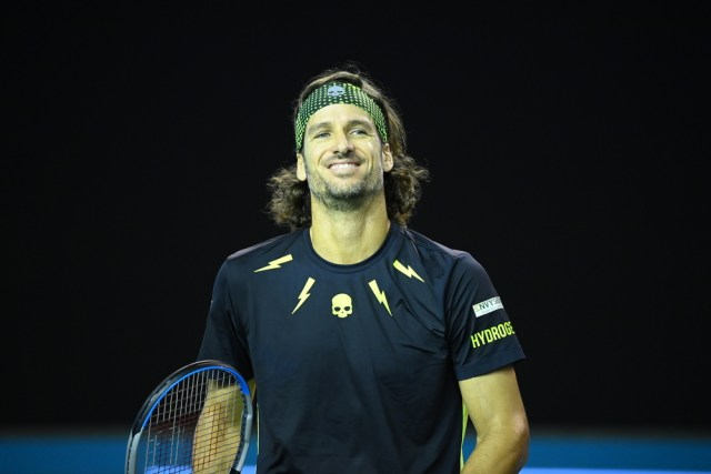 Feliciano Lopez: Match with Nadal is a gift for me