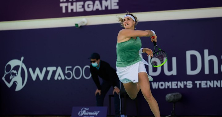 Who is Aryna Sabalenka's coach? Let's find all details