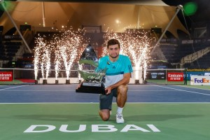 ATP Dubai | Aslan Karatsev: I want to be in the top 20