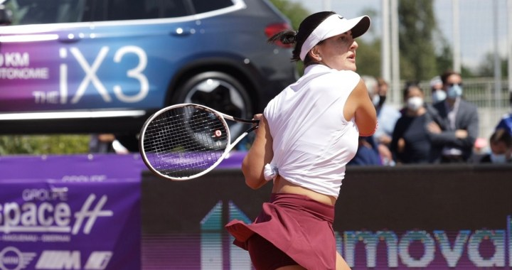 Bianca Andreescu: I love playing on the clay surface