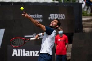 Marin Cilic vs Felix Auger-Aliassime | Stuttgart 2021 Final Highlights