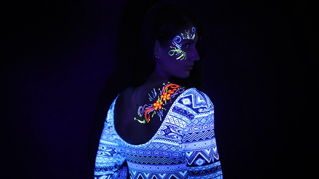 Top WTA Tour Players Glow in the Dark at the Monterrey Players Party