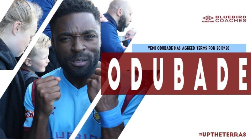 Yemi agrees terms with Terras