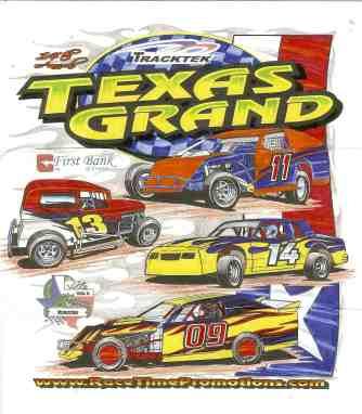 2009 Texas Grand Tee-Shirt