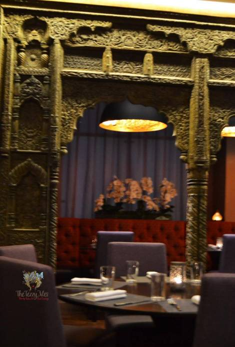 Junoon Shagri La Dubai review Michelin Star restaurant Indian fusion (16)