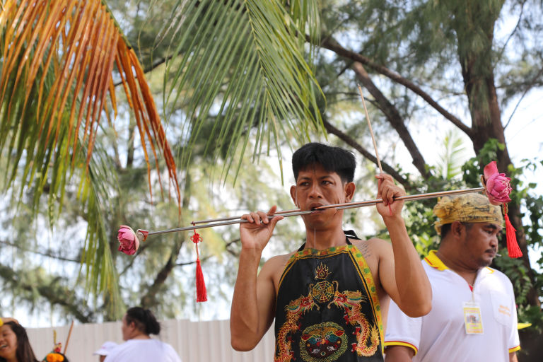 Phuket's annual Vegetarian Festival expected to draw in 350 million baht   News by The Thaiger