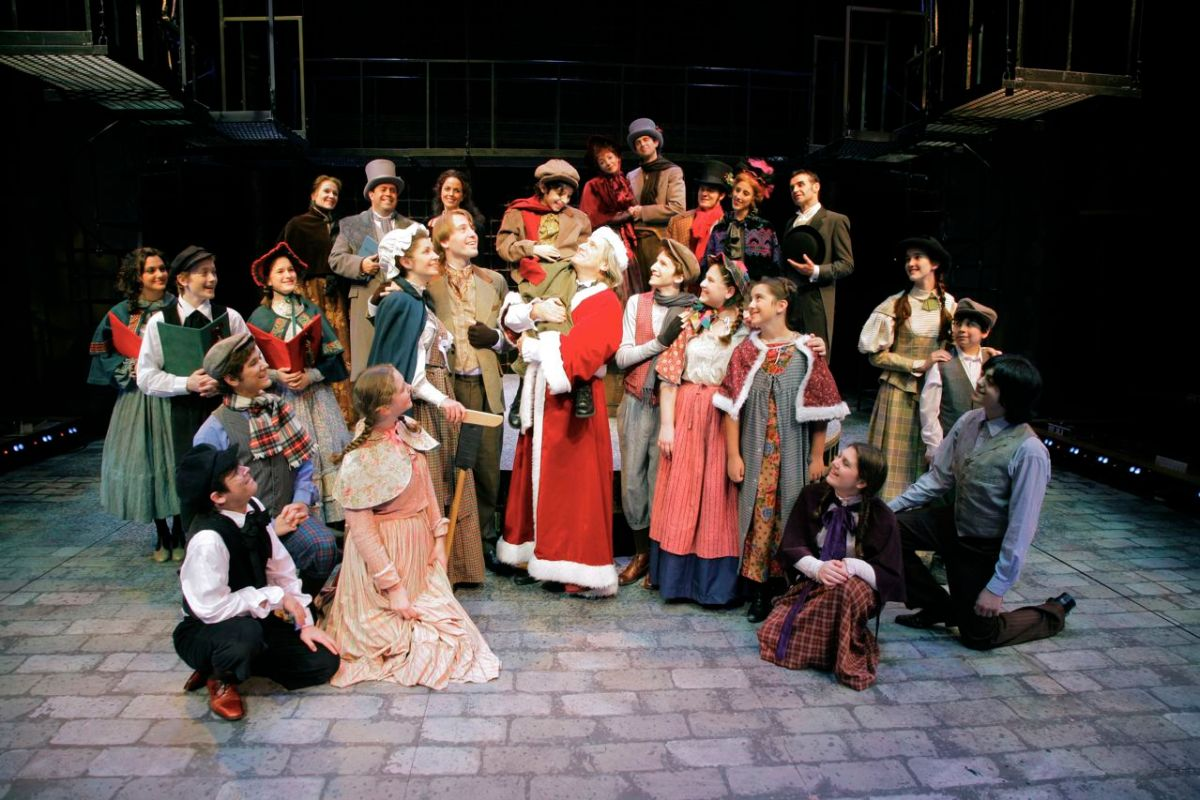 Announced – A Christmas Carol at Westchester Broadway Theatre – The Theatre Guide