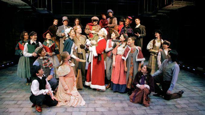 A Christmas Carol Cast.Announced A Christmas Carol At Westchester Broadway