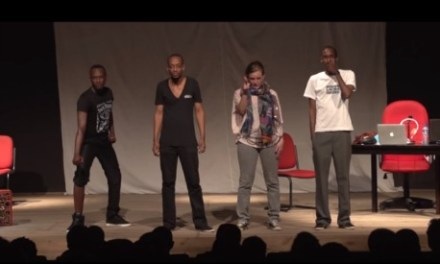 "Rwanda's ""Radio Play"" Brings Focus on Censorship to Egypt Theatre Festival"
