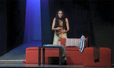 "Egyptian Play ""Paranoia"" Participates in 23rd Jordan Theatre Festival"