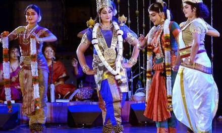 A New Form Of Classical Indian Dance