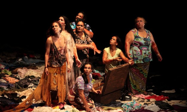 """Fuenteovejuna"" From Margin to Centerstage"