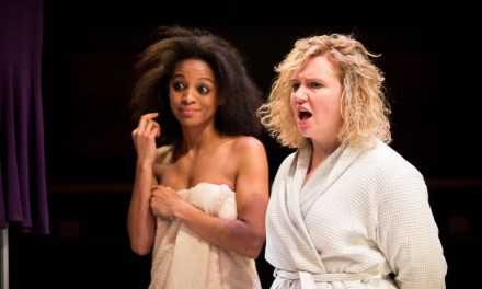 "Review: ""Low Level Panic"" at Orange Tree Theatre"