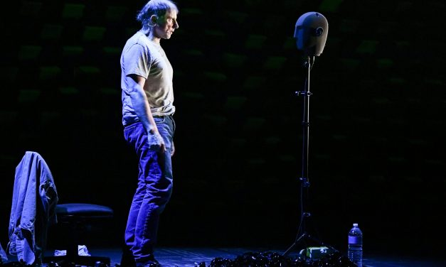 """Complicite/Simon McBurney West Coast Premiere of """"The Encounter"""" at The Wallis (Beverly Hills)"""