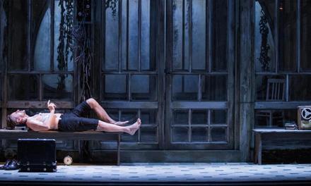 Mikhail Baryshnikov's One-Man Show Showcases Joseph Brodsky's Poetry And Their Lifelong Friendship