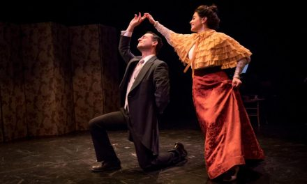 "Peter Scolari in ""The Dreyfus Affair"" at BAM"