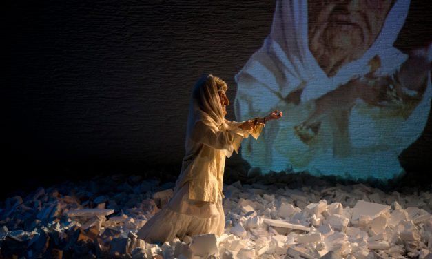 """""""The Book of Exodus – Part I"""" at Theatre Works"""