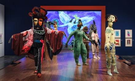 """LACMA's """"Chagall: Fantasies for the Stage"""""""