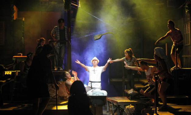"Showcasing Filipino Pride in ""Rak of Aegis"" The Musical"