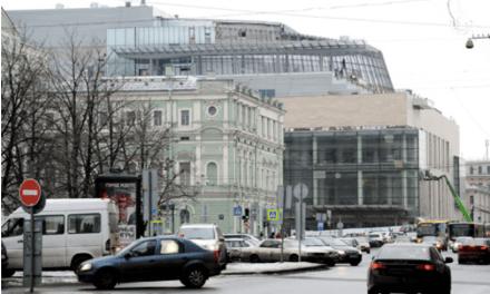 Design Of Mariinsky Theater 2 Causes Uproar In Petersburg