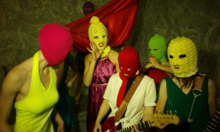 """Inside Pussy Riot: """"Political Art Can Change The World"""""""