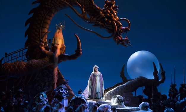 """A Stunning, Though Questionable, """"Turandot"""" At Chicago's Lyric Opera"""