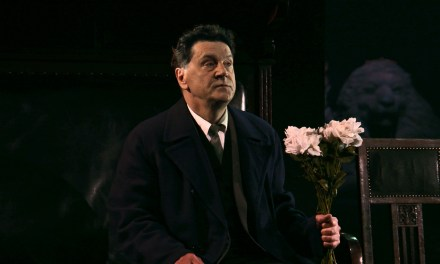 """A Stark, Beautiful """"Uncle Vanya"""" from the Vakhtangov Theatre and Stage Russia HD"""