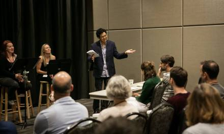 Walter Byongsok Chon on Dramaturgy: Interview with LMD
