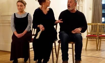 "Theatre Review: Chekhov's ""The Seagull"" (Hemar Theatre) At Ognisko Polskie"