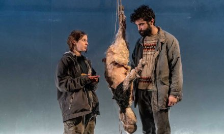 """Gundog"" at The Royal Court"