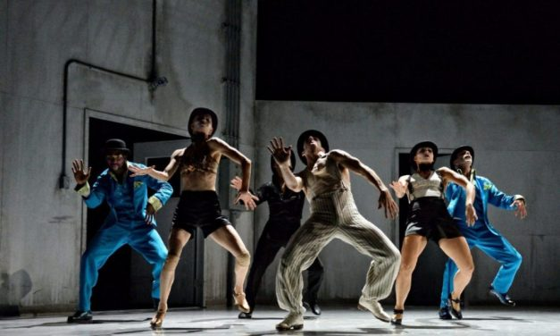 """""""Betroffenheit"""" Corporeal Exchange As Innovative Now As The Work Of Pina Bausch In The 1970's"""