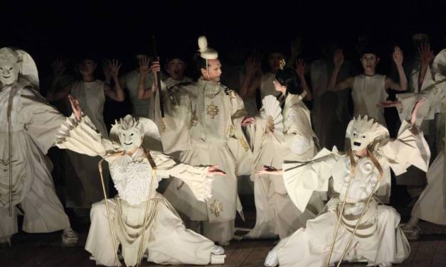 Shizuoka Stage Festival Aims To Engage Its Audiences The Old-Fashioned Way
