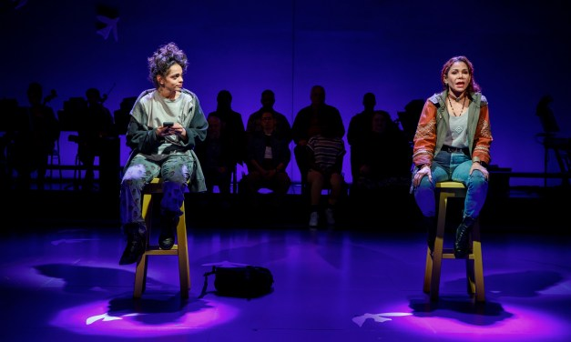 """""""Miss You Like Hell"""": New York Premiere Musical"""
