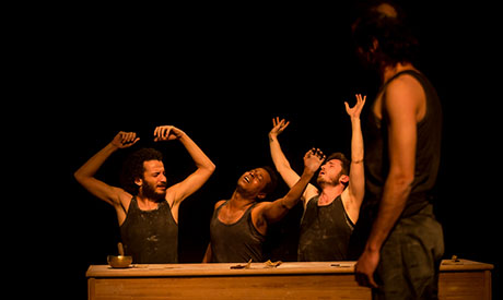 """""""Possession:"""" Music And Movement Dominate Performance On Hermits, Deserts And Demons"""