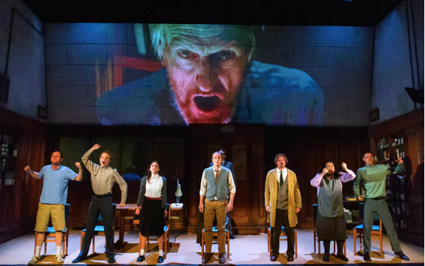 """Goodbye To All That: Orwell's """"1984"""" Is A Boot Stamping On A Human Face No More"""