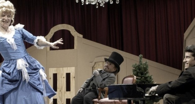 """Escape From Circus: Review Of Mabou Mines' """"Dollhouse"""""""