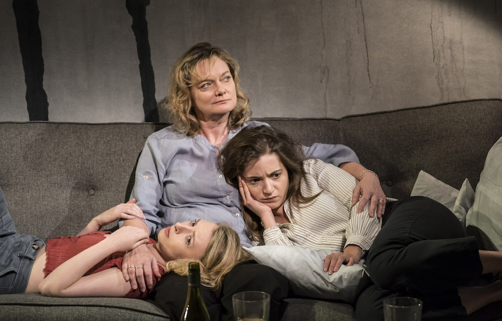 """One For Sorrow"" at The Royal Court"