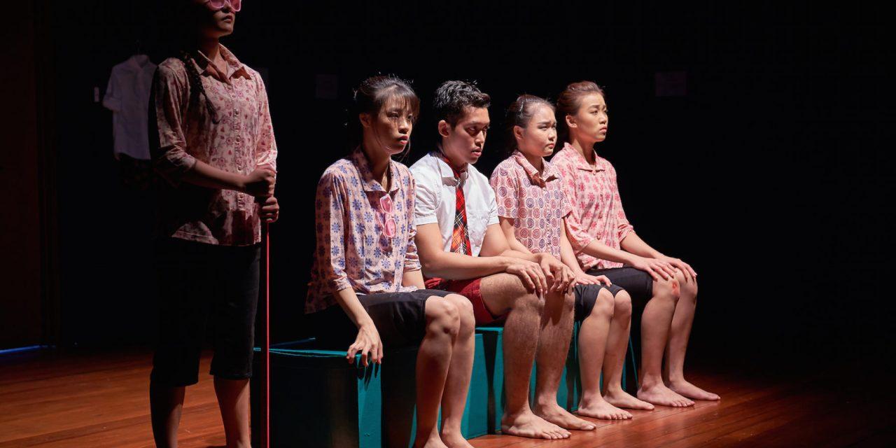"""Fourteen"" By Split Theatre: Getting Schooled"