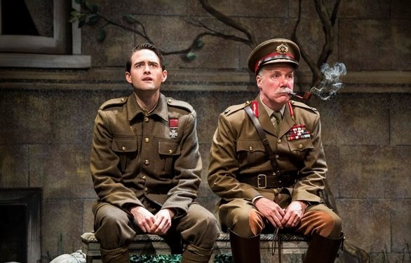 """""""O'Flaherty V.C."""" The Shaw Festival Stumbles With Its Namesake's Satirical Take On The First World War"""