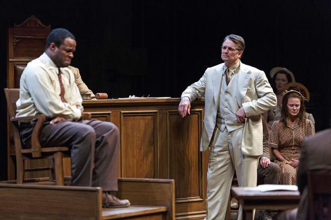 "Stratford's ""To Kill A Mockingbird"" Unveils An Intriguing Atticus Finch"