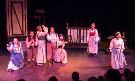 """""""Miss Shakespeare"""": A Bouquet Of Fine Performances"""