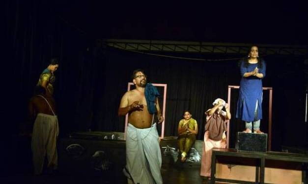 Nireeksha Women's Theatre's New Play Explores How Women Battle Fundamentalism and Violence