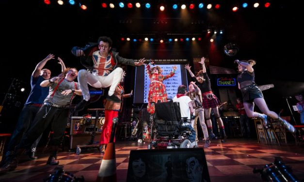Four Directors Give Four Reasons To Be Graeae