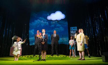 """Rory Mullarkey's """"Pity"""" At The Royal Court"""