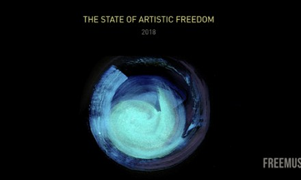 The State Of Artistic Freedom 2018