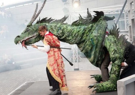 """Theatre Review: """"The Wawel Dragon"""": Unleash Your Inner Child…"""