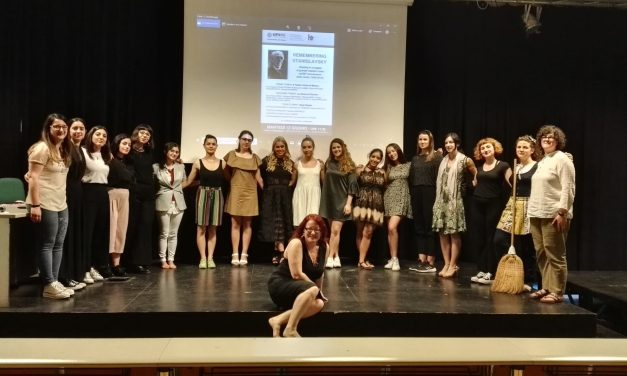 """Remembering Stanislavsky"": A Tribute To The Great Russian Master At The University Of Macerata"