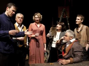"""Cath Day Reviews David Schneider's """"Making Stalin Laugh"""": At JW3"""